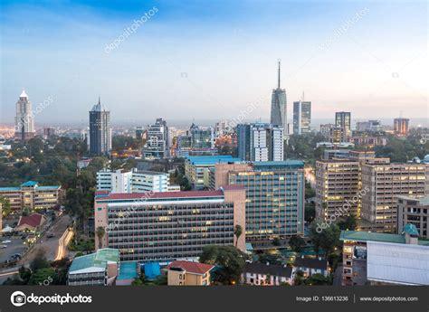 Fotos: nairobi   Paisaje urbano de Nairobi   ciudad ...