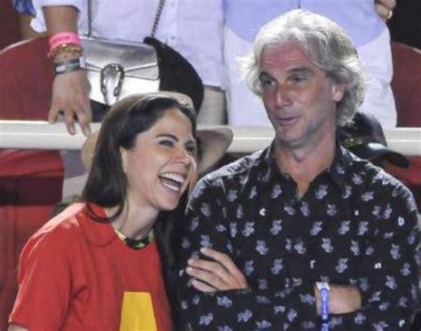 FOTOS: Paola Rojas y Marcelo Imposti lucen radiantes y ...