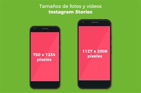 Fotos para Instagram Stories: tamaños, cursos, apps ...