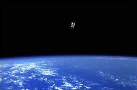 Fotos reales del espacio que parecen salidas de Gravity ...