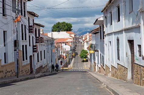 Fotos: sucre capital de bolivia | Calle de Sucre, capital ...