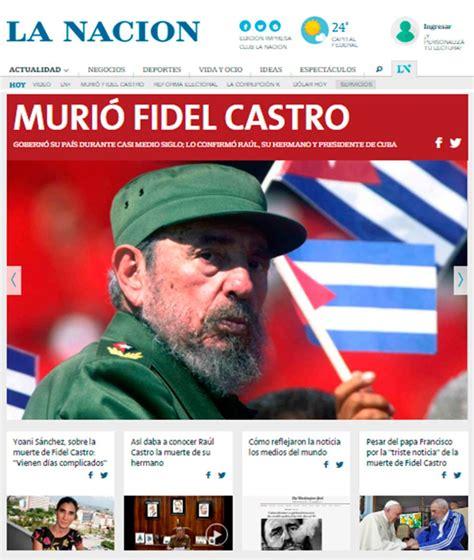 Fotos: Titulares en los medios internacionales sobre la ...