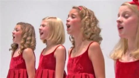 Four Little Girls Sing A Chilling Patriotic Song   Country ...