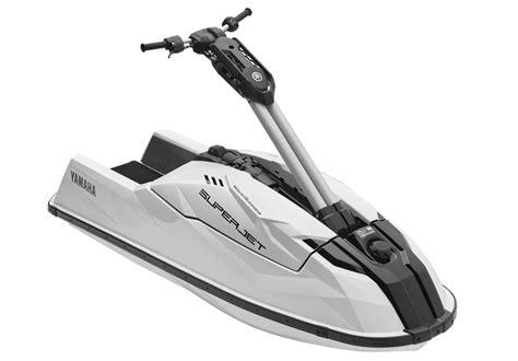 Four Stroke SuperJet Highlights 2021 Yamaha Watercraft ...