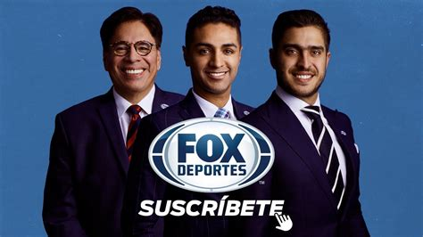 FOX Deportes   ¡Bienvenido a nuestro canal!   YouTube