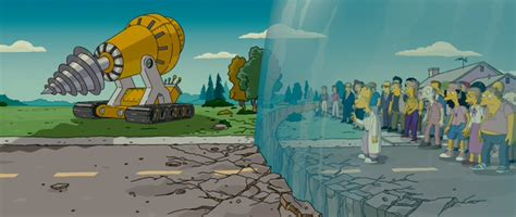 FOX To Sue CBS Over Under The Dome / The Simpsons Movie ...