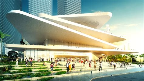 FR EE Unveils Dynamic Design for Latin American Art Museum ...