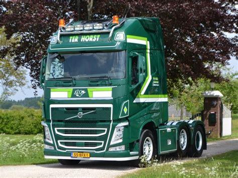 Fraaie nieuwe Volvo FH voor Ter Horst Transport • TTM.nl