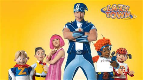 fragrantfanatic: The scent of Lazy Town