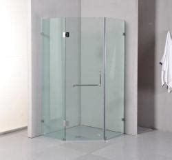Frameless shower screens – Diamond | Living Quarters