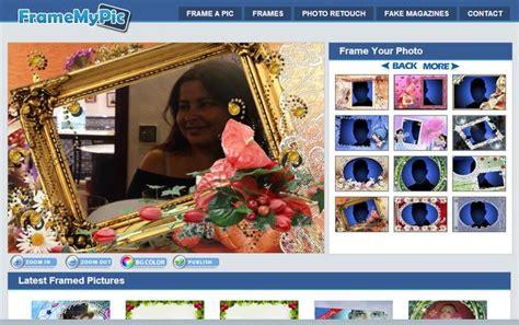 FrameMyPic, aplicación web gratuita con muchos marcos para ...