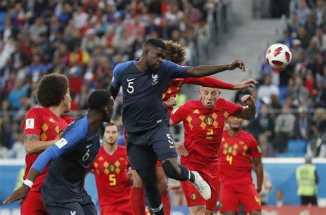 France advances to World Cup final   The Japan Times