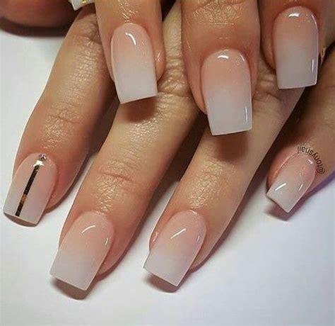 Francesa degradada   Manicura de uñas, Manicura para uñas ...