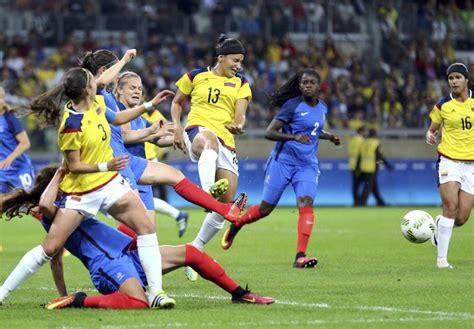 Francia 4 0 Colombia: Resultado, resumen y goles   AS Colombia