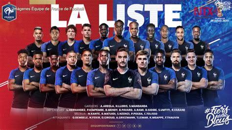 Francia anuncia lista de convocados al Mundial, Karim ...