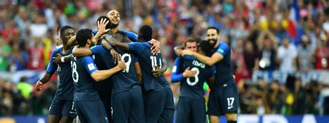 Francia   Croacia en vivo y en directo: Francia, campeona ...