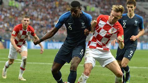 Francia   Croacia: Resultado y goles de la final del Mundial