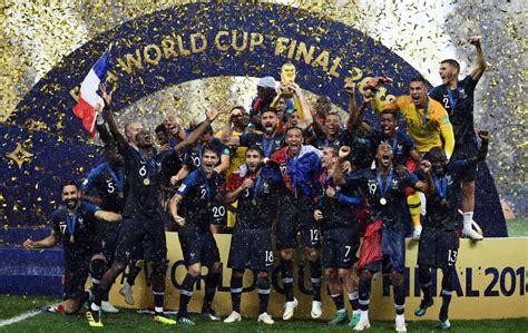 Francia derrota a Croacia y se corona campeón del Mundial ...