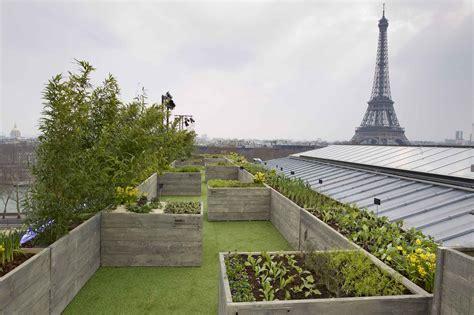 Francia pone el ejemplo con los Techos Verdes en el planeta