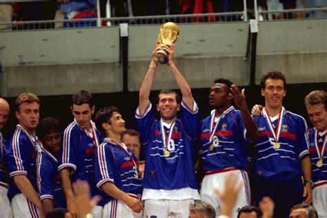 Francia se proclama campeón del Mundial de 1998