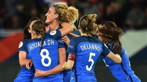 Francia tiene lista su nómina de 18 jugadoras para Río ...