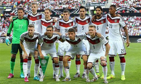 Francia y Alemania a los cuartos de final, ahora lucharán ...