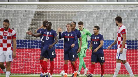 Francia y Croacia repiten la final del Mundial de Rusia ...