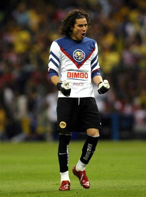 Francisco Gruillermo Ochoa, Club America, Goal Keeper, Ac ...