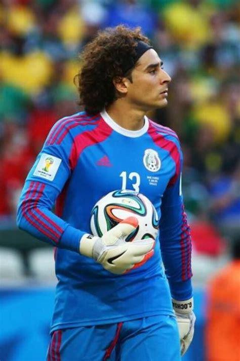 Francisco Guillermo Ochoa Magaña....good keeper ...