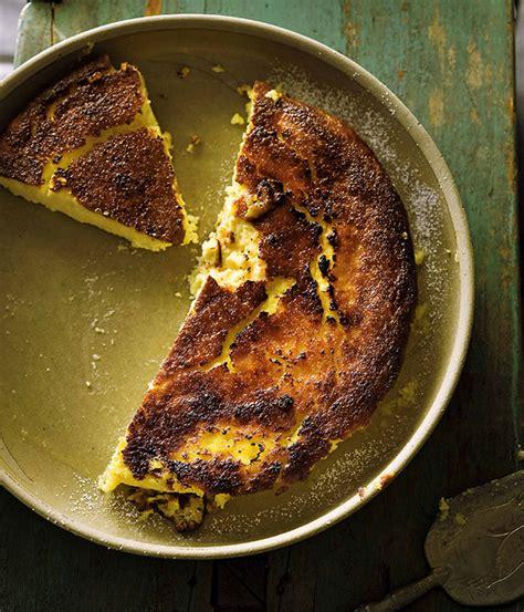 Frank Camorra: Tarta de queso Cheesecake :: Gourmet Traveller