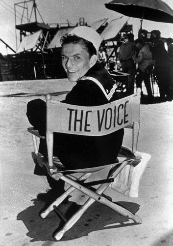 Frank Sinatra as The Voice in the 1940s   The New York Times