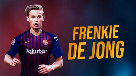 FRANKIE DE JONG : LA FUTUR *STAR* DU BARÇA ? AM#147   YouTube