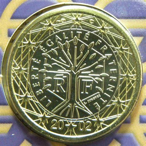 Frankreich 1 Euro Münze 2002   euro muenzen.tv   Der ...
