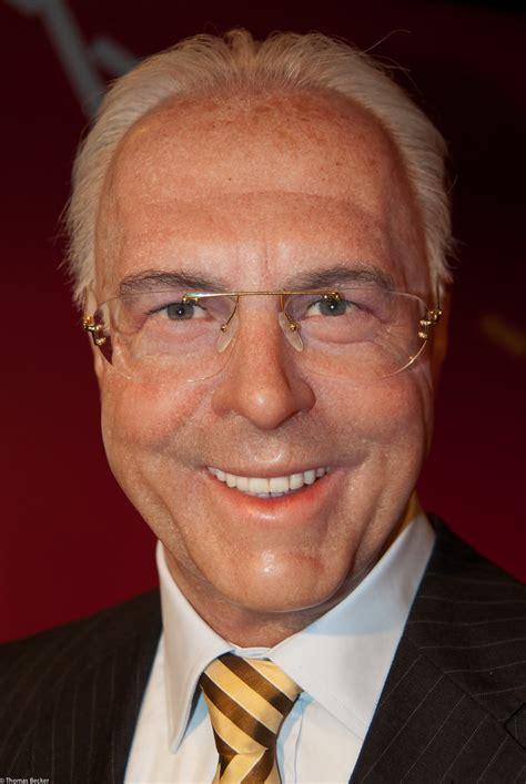 Franz Beckenbauer  62163  | Franz Anton Beckenbauer  Born ...