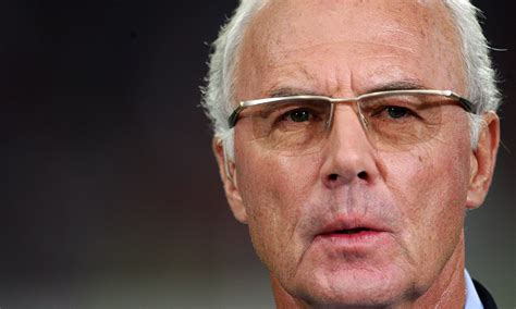 Franz Beckenbauer banned by Fifa for not taking part in ...