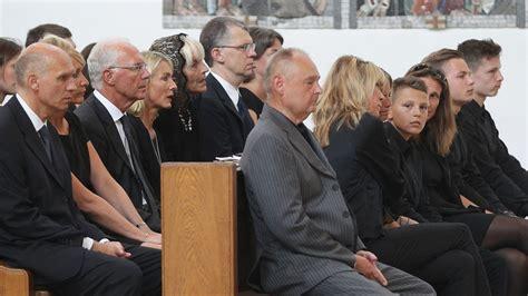 Franz Beckenbauer: Die Wahrheit über seine fünf Kinder ...