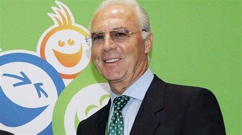 Franz Beckenbauer: Fifa bans German legend for 90 days ...