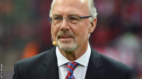 Franz Beckenbauer: Fifa inquiry over World Cup selection ...