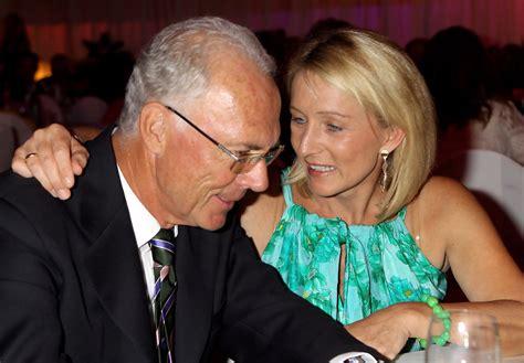 Franz Beckenbauer, Heidi Beckenbauer   Heidi Beckenbauer ...