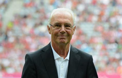 Franz Beckenbauer investigation: Fifa probe Der Kaiser ...