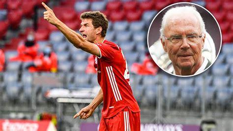 Franz Beckenbauer plädiert für Müller Comeback nach DFB ...