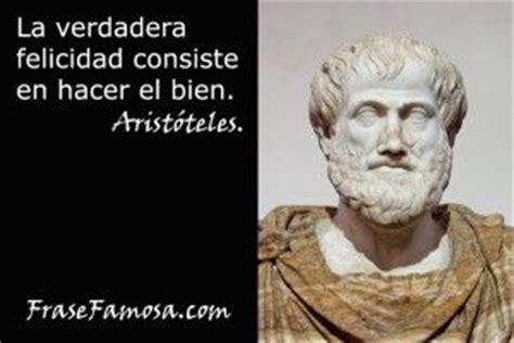 Frase Famosa   Frases sobre la Felicidad   Aristóteles ...