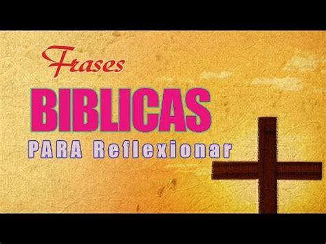 Frases Biblicas Para Reflexionar   YouTube