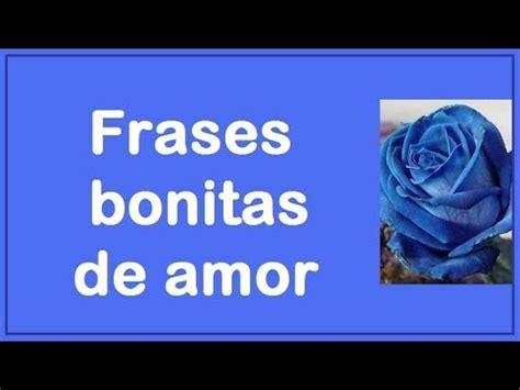 Frases bonitas de amor y breves poemas románticos para ...