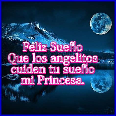 frases buenas noches princesa | Información imágenes