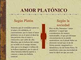 FRASES CELEBRES: AMOR PLATONICO SEGUN PLATON