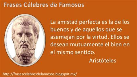 Frases Célebres de Aristóteles