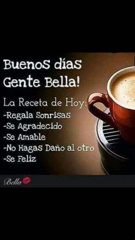 """Frases con mensajes bonitos de """"Buenos Días"""" en imágenes ..."""