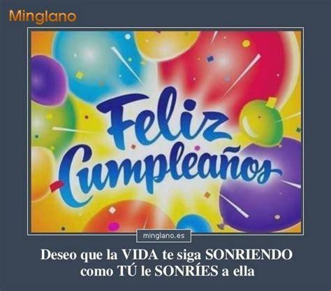 Frases cortas para felicitar cumpleaños | Feliz cumpleaños ...