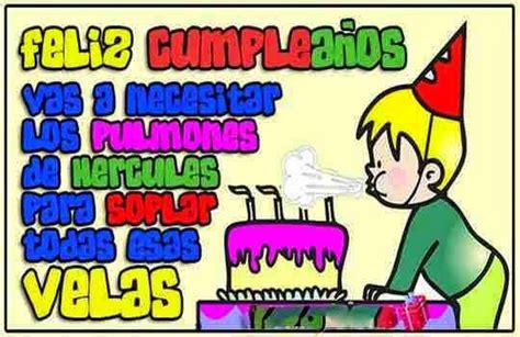 Frases Cumpleaños Niños